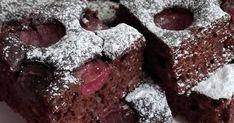 Hozzávalók :  egy gáztepsihez   - 40 dkg liszt  - 5 dkg kakaópor  - 18 dkg nádcukor  - 2 tk. szódabikarbóna  - 3 csomag vaníliás cukor... Cukor, Food, Mudpie, Recipes, Meals, Yemek, Eten