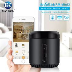 Find More Smart Home Controls Information about Broadlink RM Mini3 Universal WIFI IR Remote Controller APP Control Timing Function for Smart Devices Electric Appliance Home,High Quality appliance cupboard,China appliances mixer Suppliers, Cheap control wind from Guangzhou Etoplink Co., Ltd on Aliexpress.com