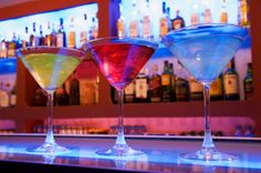 Cocktail recepies