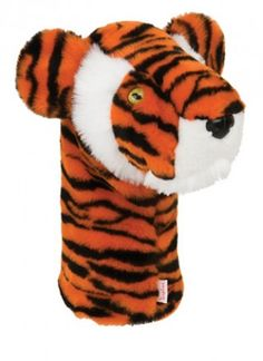 Tiger Golf Head Cover