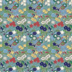 May Flowering by Anastasiya Aliyeva Seamless Repeat  Exclusive Pattern