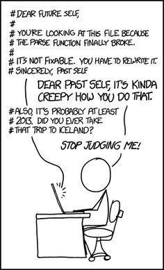 """""""Maybe I haven't been to Iceland because I'm busy dealing with YOUR crummy code."""""""
