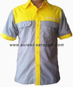 Seragam kerja dan Seragam promosi Uniform Design 9879176d42