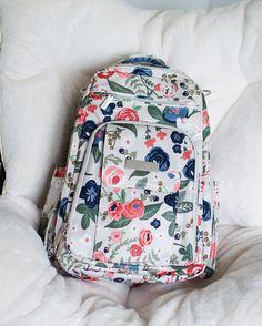 Jujube Rosy Posy Baby Girl Diaper Bags 6e58b6e5c67f7