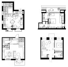Space Saving, Home Improvement, Layout, Architecture, Interior, Page Layout, Indoor, Home Repair, Architecture Illustrations
