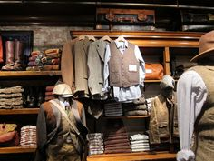 rrl | RRL Rhinelander Mansion Store, NYC