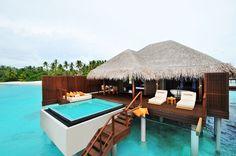 Ayada Maldives Resort... I'm in love!
