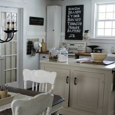 Collect loads of country style decorating inspiration when you tour this fabulous farm house.