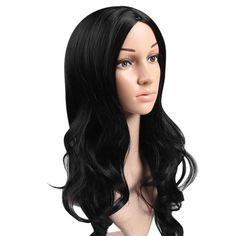 Brazilian Virgin Human Hair Body Wave Lace Frontal Hair Wig Black Long Wavy Wig Nature Color Frontal Hairstyles, Wig Hairstyles, Lace Frontal, Body Wave, Wigs, Long Hair Styles, Nature, People, Color