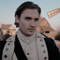 """I got Benjamin Tallmadge! Which Character From """"Turn: Washington's Spies"""" Are You?"""