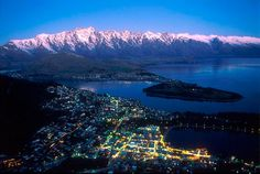 Queenstown & Remarkables, New Zealand. A magical part of the world