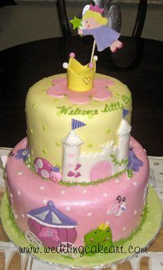 Princess Cake  by sharoncakes, via Flickr