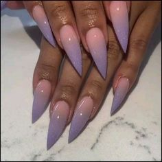 "If you're unfamiliar with nail trends and you hear the words ""coffin nails,"" what comes to mind? It's not nails with coffins drawn on them. It's long nails with a square tip, and the look has. Stylish Nails, Trendy Nails, My Nails, Swag Nails, Grunge Nails, Witchy Nails, Fire Nails, Dipped Nails, Best Acrylic Nails"