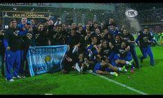 Azul campeon 2014