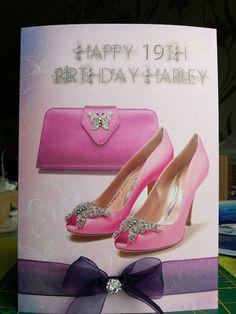 a special card for a friend www.debbie-ward.com