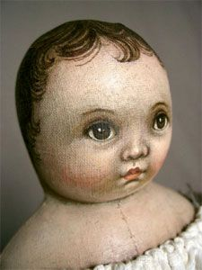 Susan Fosnot Cloth Doll