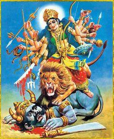 Jai Jai Ma Durga!