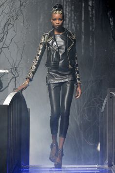 PHILIPP PLEIN women's fw 13-14 fashion show (15)