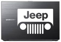 Jeep Logo Automobile Car Window Decal Tablet PC Sticker Automobile Window Wall iphone Laptop Notebook Ipad macbook pro apple Etc. by SKSupply on Etsy https://www.etsy.com/listing/231167732/jeep-logo-automobile-car-window-decal