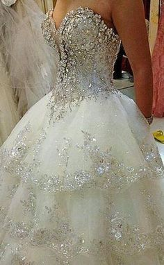 wedding dress 2015. Please like http://www.facebook.com/RagDollMagazine and follow Rag Doll on pinterest and  @RagDollMagBlog @priscillacita Instagram rag_doll_magazine  https://www.bloglovin.com/blogs/rag-doll-13744543 subscribe to https://www.youtube.com/channel/UC-CB-g60FwQ4U1sJ3ur-Bug/feed?