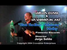 """Carlos Oliva y Los Sobrinos del Juez """"Rock the Boat/Muévete Medley"""""""