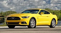 Review: 2015 Ford Mustang GT