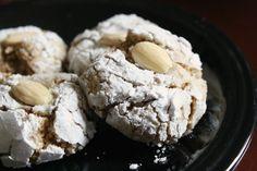 Gluten Free Lemon, Vanilla, and Almond Ghriba via @marocmama