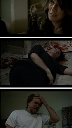 Such an emotional ending to the season.... kills me to see Jax hurting for Tara so bad.