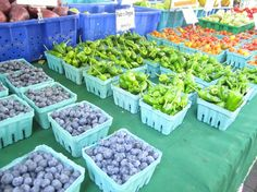 {PODCAST EPISODE} Episode 7 of FSC Podcast is all about Farmers Markets /// From Scratch Club