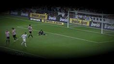 Contra Ataque e finalização ● Real Madrid ●