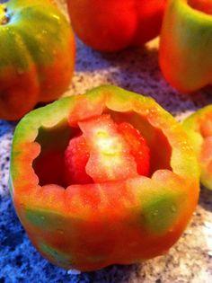 deakiapekin: rellenando tomates