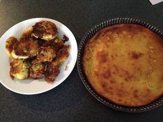 Beignets de courgettes, flan sucré aux courgettes... testez et dégustez nos recettes de saison !