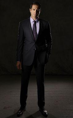Sean Renard Cast Pic season 4 NBC