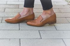 Madewell loafers