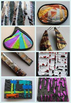 Friendly Plastic og folie - nyt online kursus ved Barbara Lees
