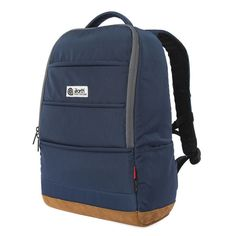 [The Earth] Eddy Cordura Laptop Backpack - Navy