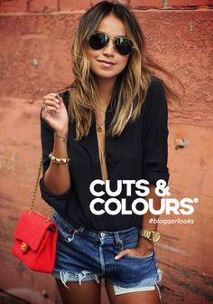 Balayage haar is de kleur techniek dat toegepast kan worden om jouw haar een frisse en moderne touch te geven | Balayagehighlights