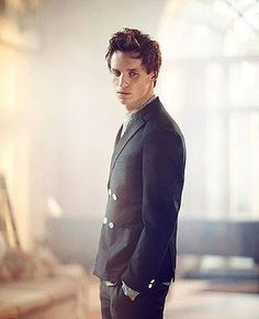 Every time I see Eddie Redmayne, he continues to surprise me. Such talent and emotion in Les Miserables!