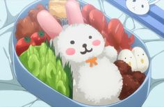7 Easy Essential Dishes for Your Anime-Style Bento