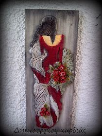 Art creation made with clay Intarsia Wood Patterns, Clay Wall Art, Clay Art Projects, Ceramic Birds, Pottery Designs, Statues, Mixed Media Art, Decoupage, Ceramics