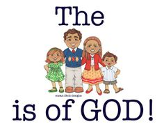 Whipperberry: The Family is of God Flip Chart for LDS Primary