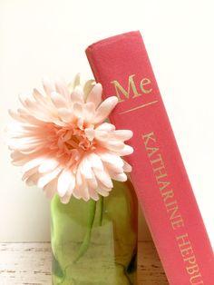 Pink Book Katherine Hepburn ME by Katherine by beachbabyblues