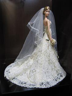 Bridal Barbie Fashions