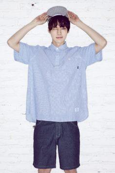 Ahn Jae Hyun for Steve J & Yoni P