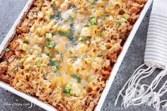 Have a zeal for Tex-Mex? You're gonna love this enchilada tamale pie!