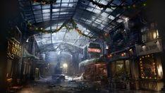 Mall from Batman: Arkham Origins