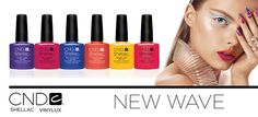 Shellac New wave disponible sur Ongles d'Or