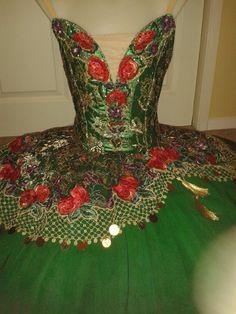 Esmeralda tutu by Margaret Shore