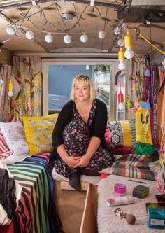 """People are living in """"tiny houses"""", timber woodland structures, and canal boats - and one YouTuber has set up home in a converted ambulance."""