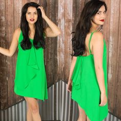 Apple green. A colour that will never date. Get this at trishgstore.com